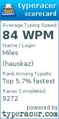 http://data.typeracer.com/misc/badge?user=hauskaz